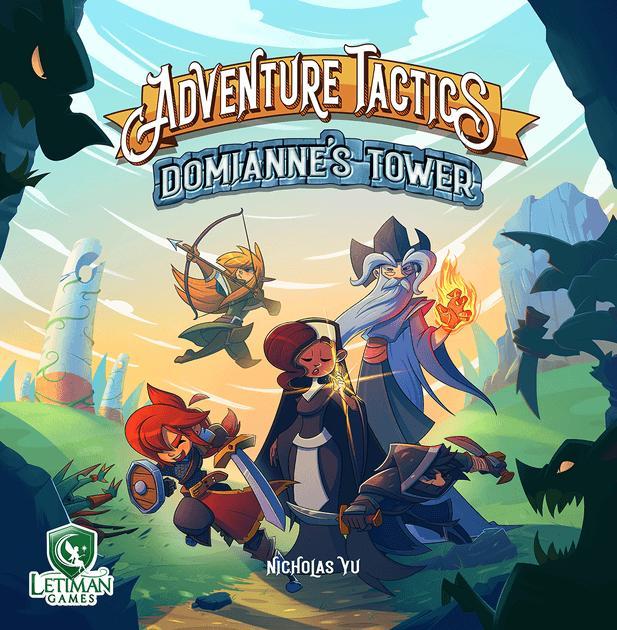 Adventure Tactics: Domiannes Tower