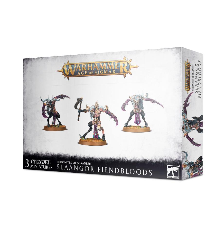 Hedonites: Slaangor Fiendbloods