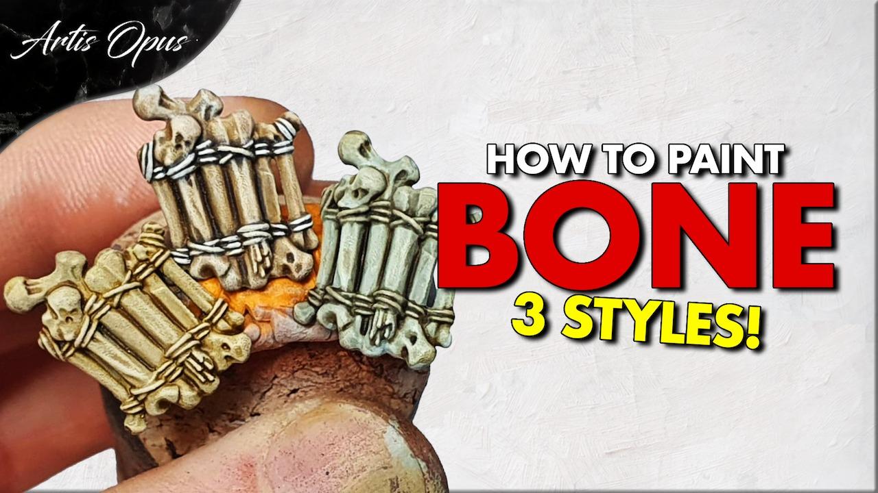 Artis Opus Bone Bundle