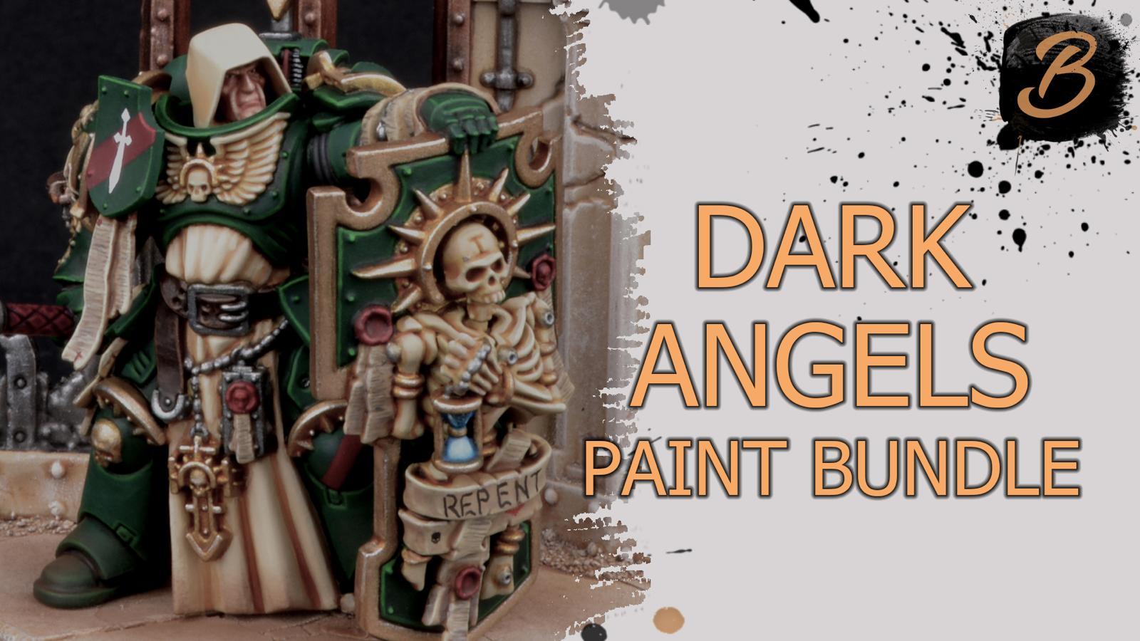 Brushstroke's Dark Angels Bundle