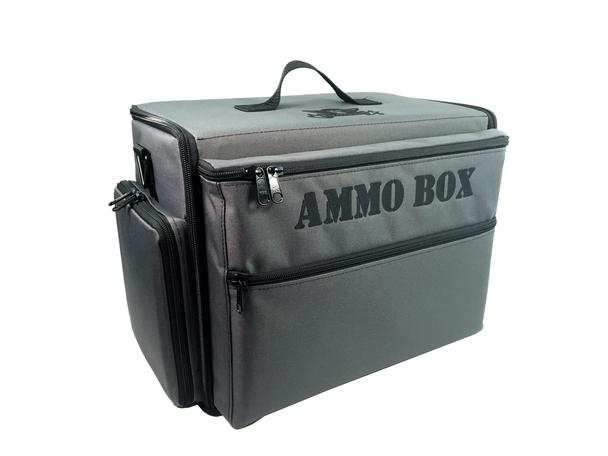 Ammo Box Bag with Magna Rack Slider Load Out (Gray) (30% Discount)