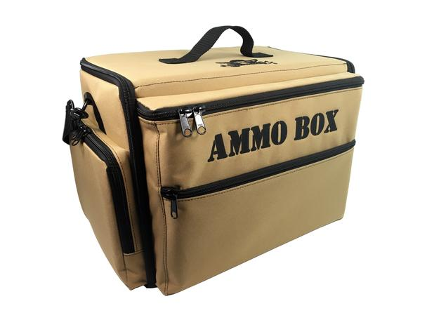 Ammo Box Bag with Magna Rack Slider Load Out (Khaki) (30% Discount)