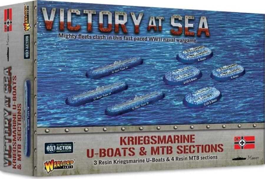 Kriegsmarine U-Boats & MTB Sections