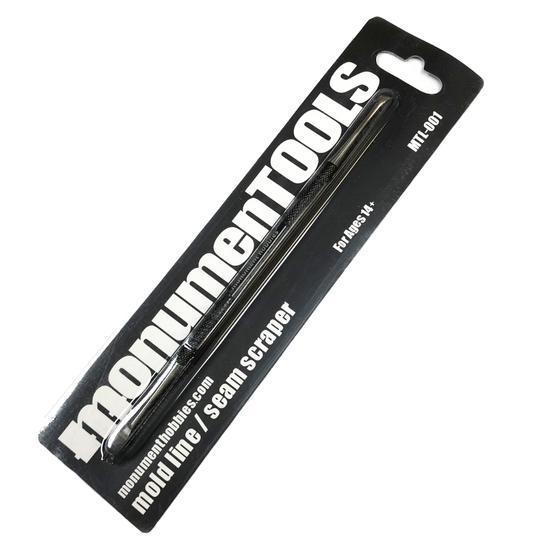 MonumenTOOLS Mold line / Seam Scraper