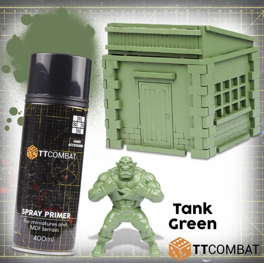 Tank Green