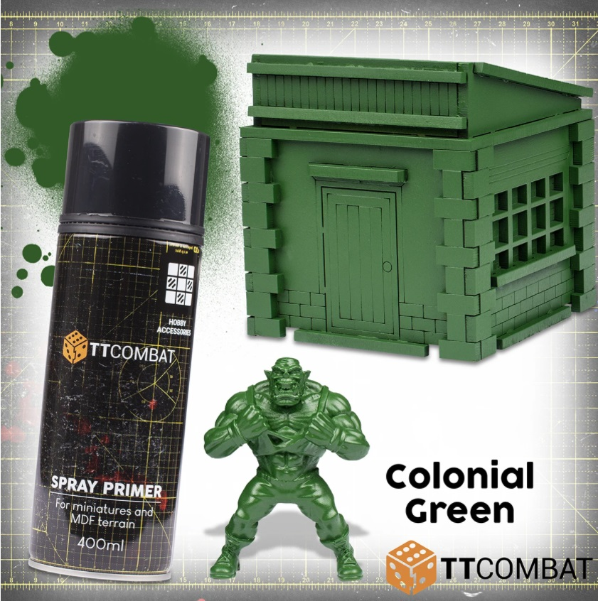 Colonial Green