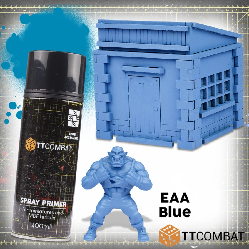 EAA Blue
