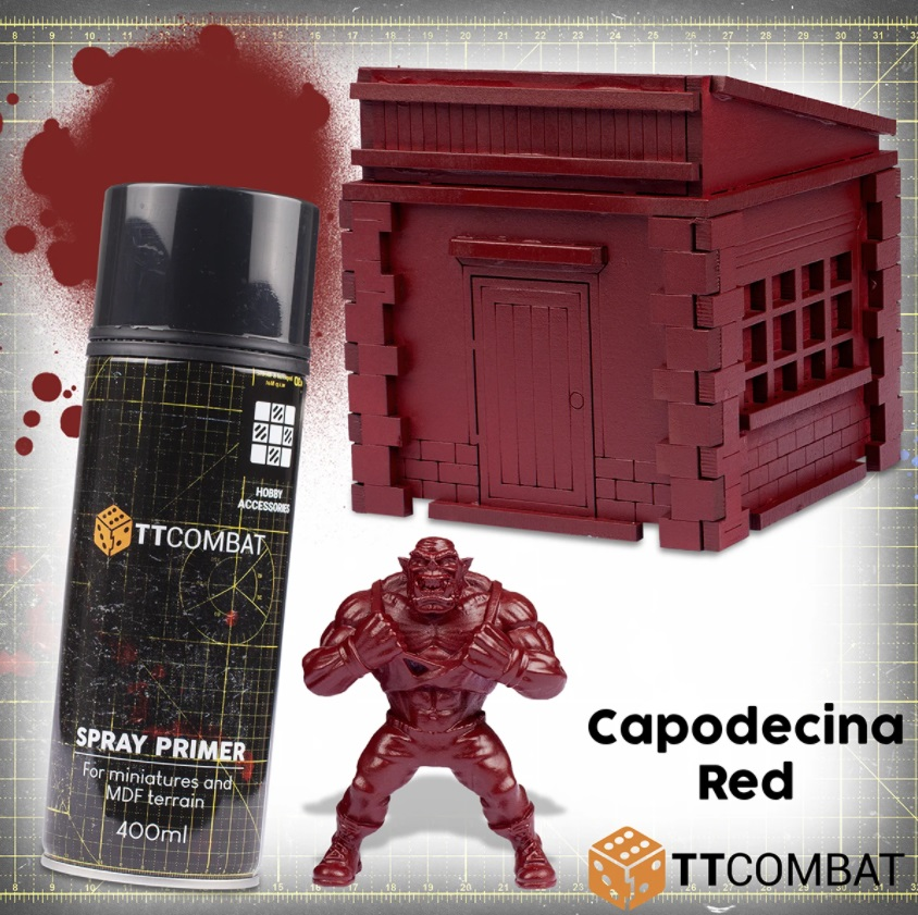Capodecina Red