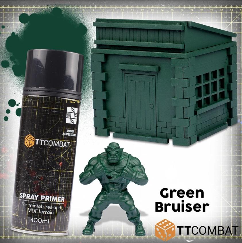 Green Bruiser