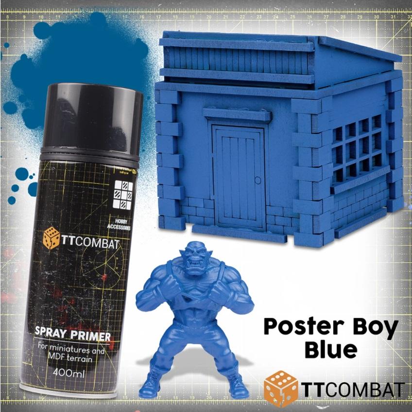Poster Boy Blue