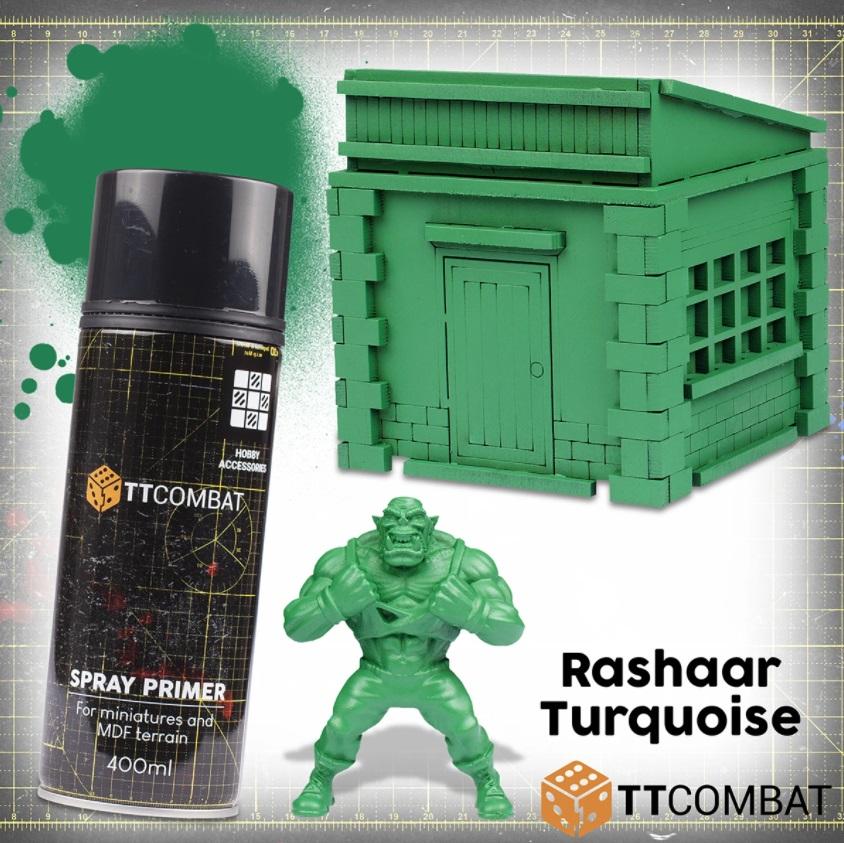 Rashaar Turquoise