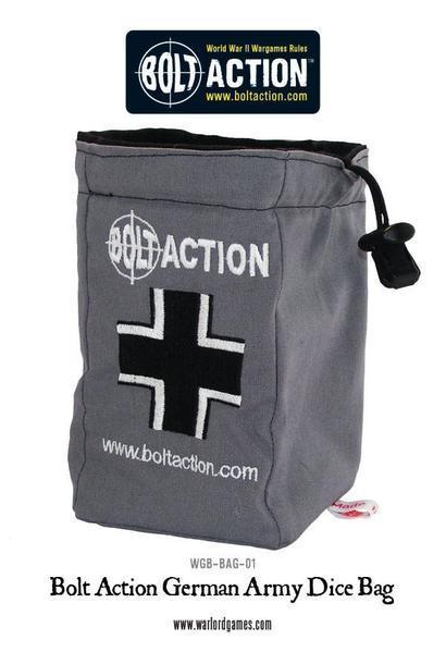 Bolt Action German Army Dice Bag