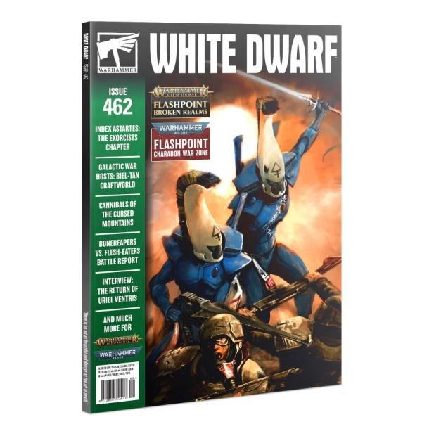White Dwarf 462 (Mar-21) (English)