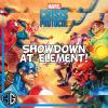Marvel Crisis Protocol Showdown at Element 31st of October 2021