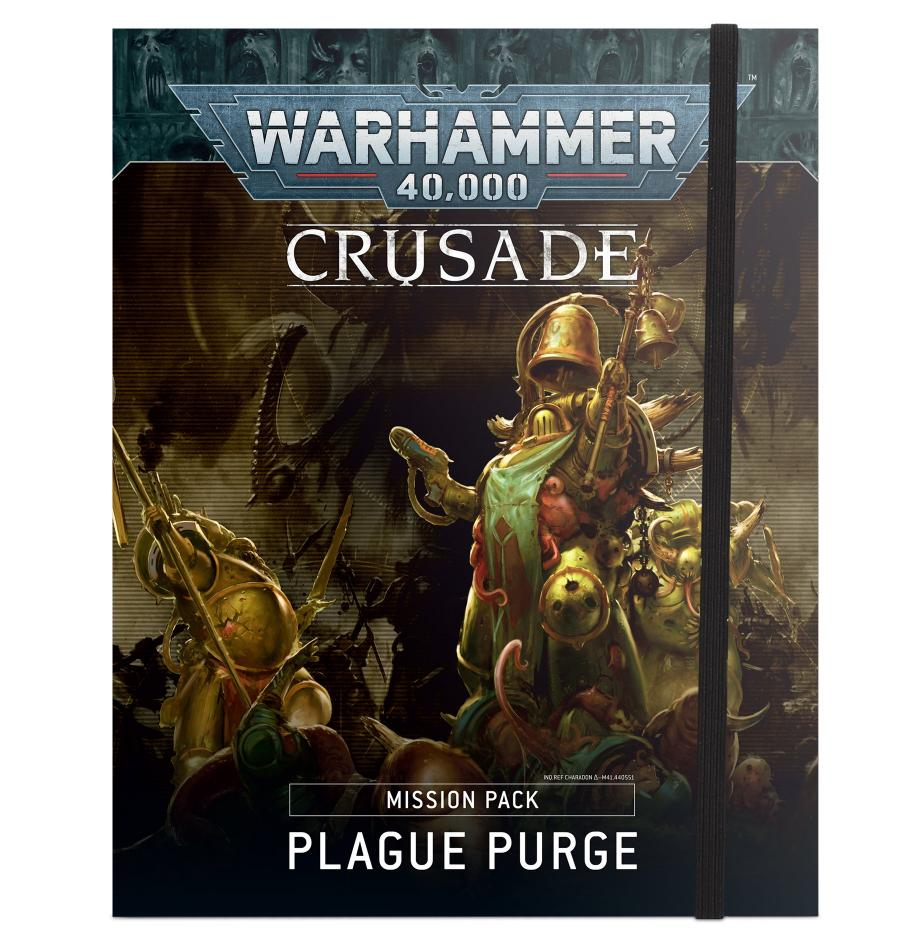 Plague Purge Crusade Mission Pack (English)