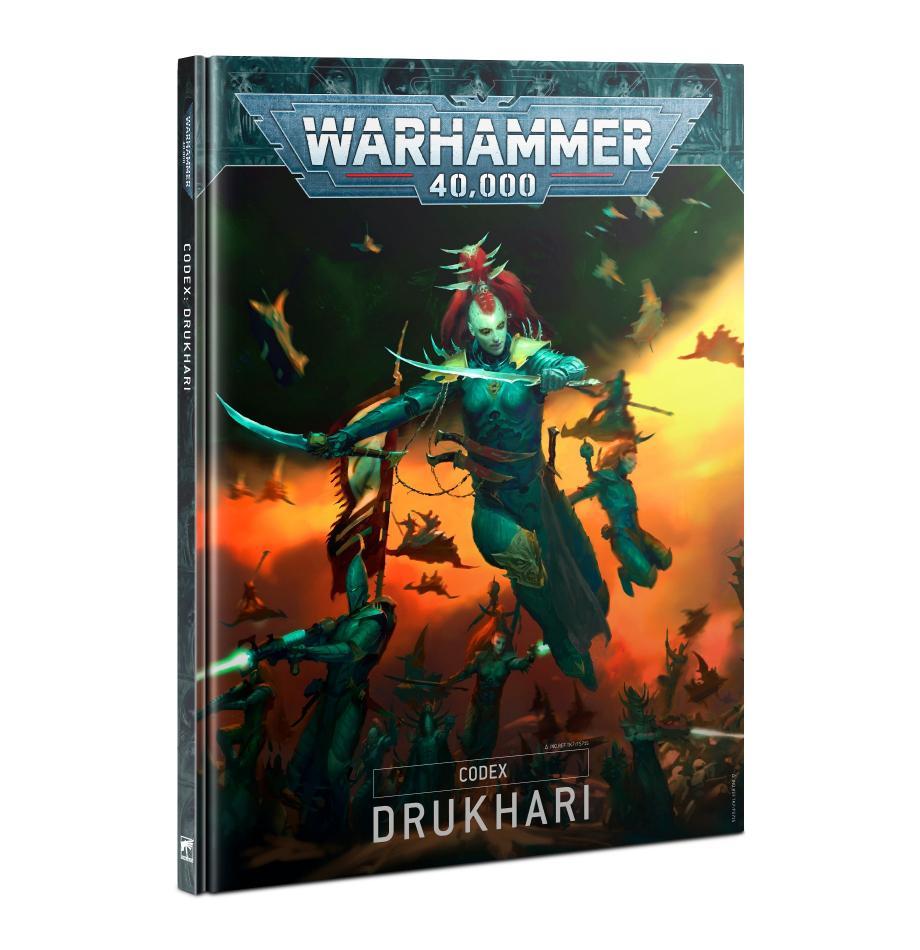 Codex: Drukhari (Hardback) (English)