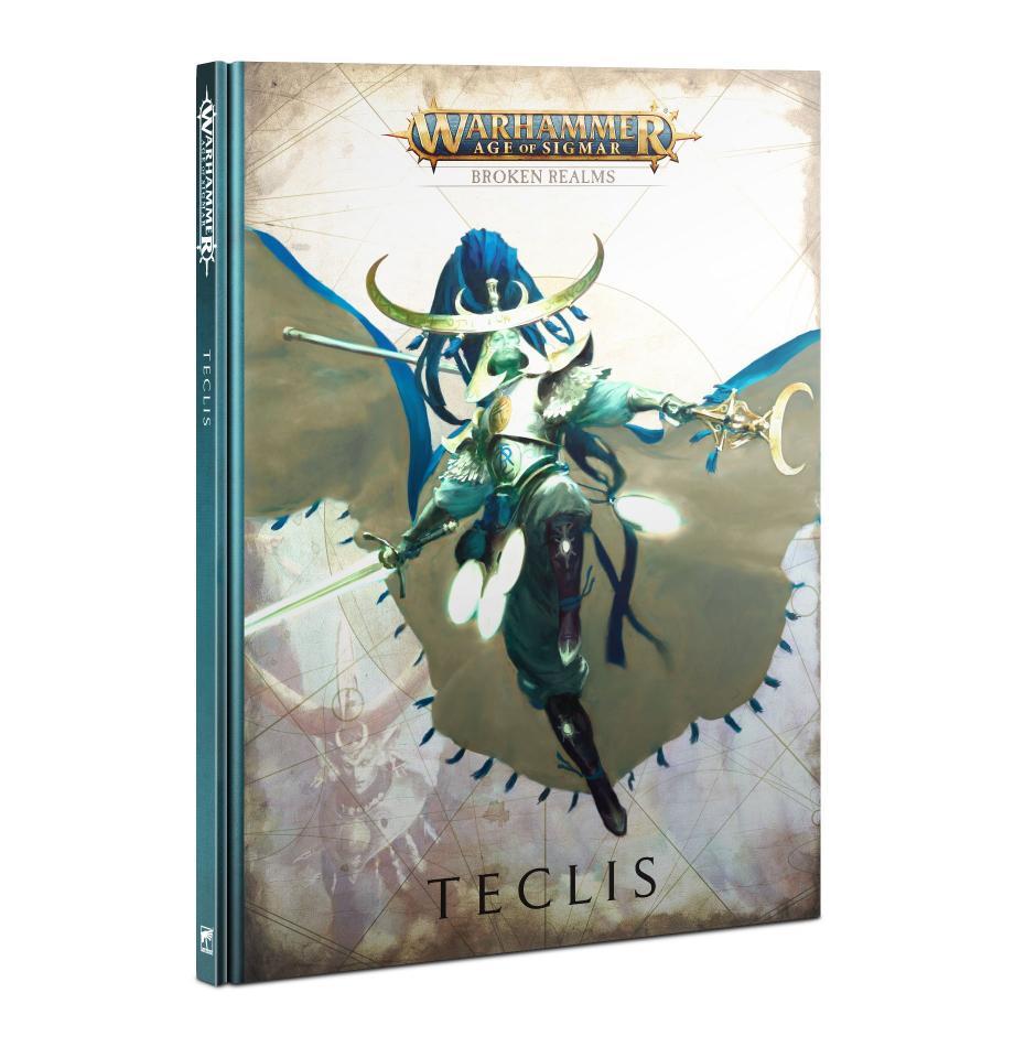 Broken Realms: Teclis (Hardback) (English)