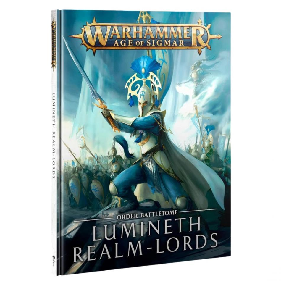 Battletome: Lumineth Realm-Lords (Hardback) (English)
