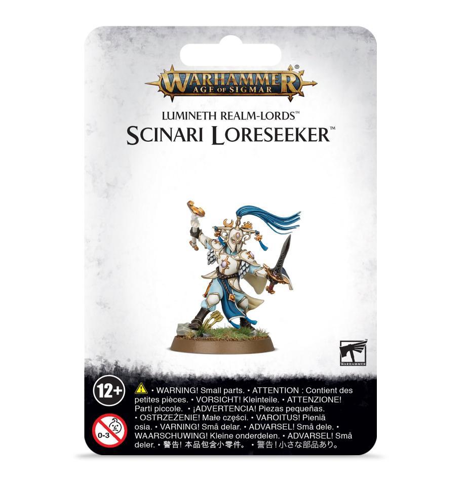 Lumineth Realm-Lords Scinari Loreseeker