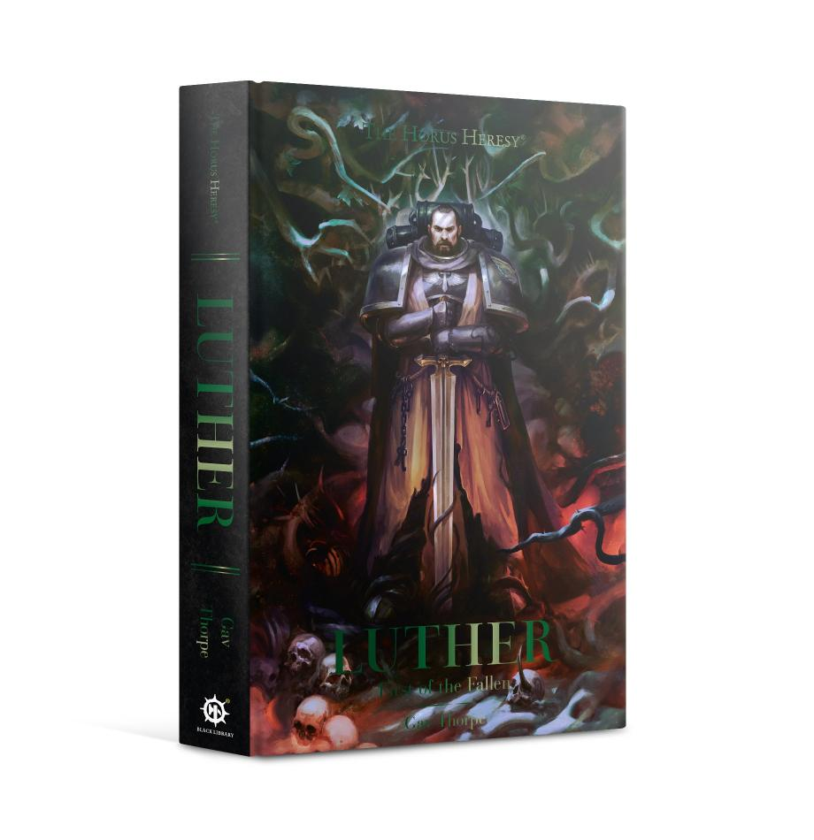 Luther: First of the Fallen (Hardback)