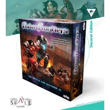 Started Box Ff. The Battle Of Hextrom Vi  (2nd Edition)