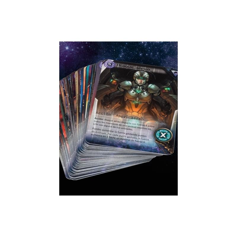 Cards Deck 2nd Edition