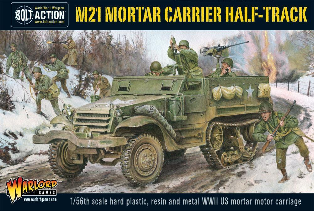 M21 Mortar Carrier