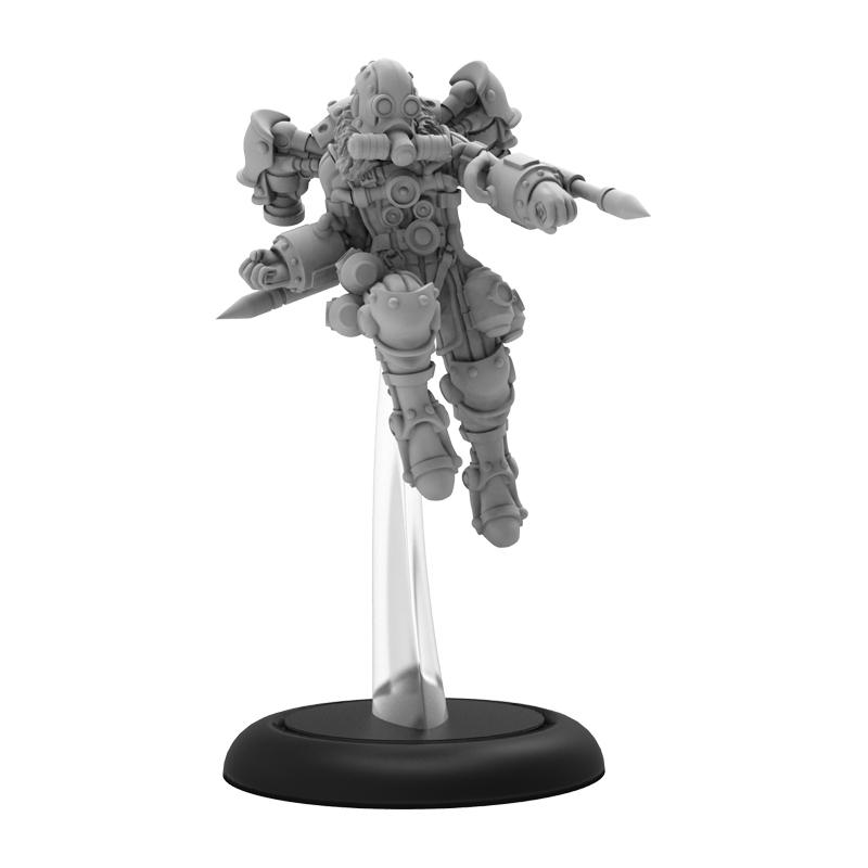 Crucible Guard Solo Rocketman Stinger