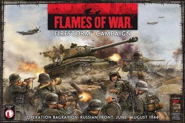 Firestorm Bagration Campaign