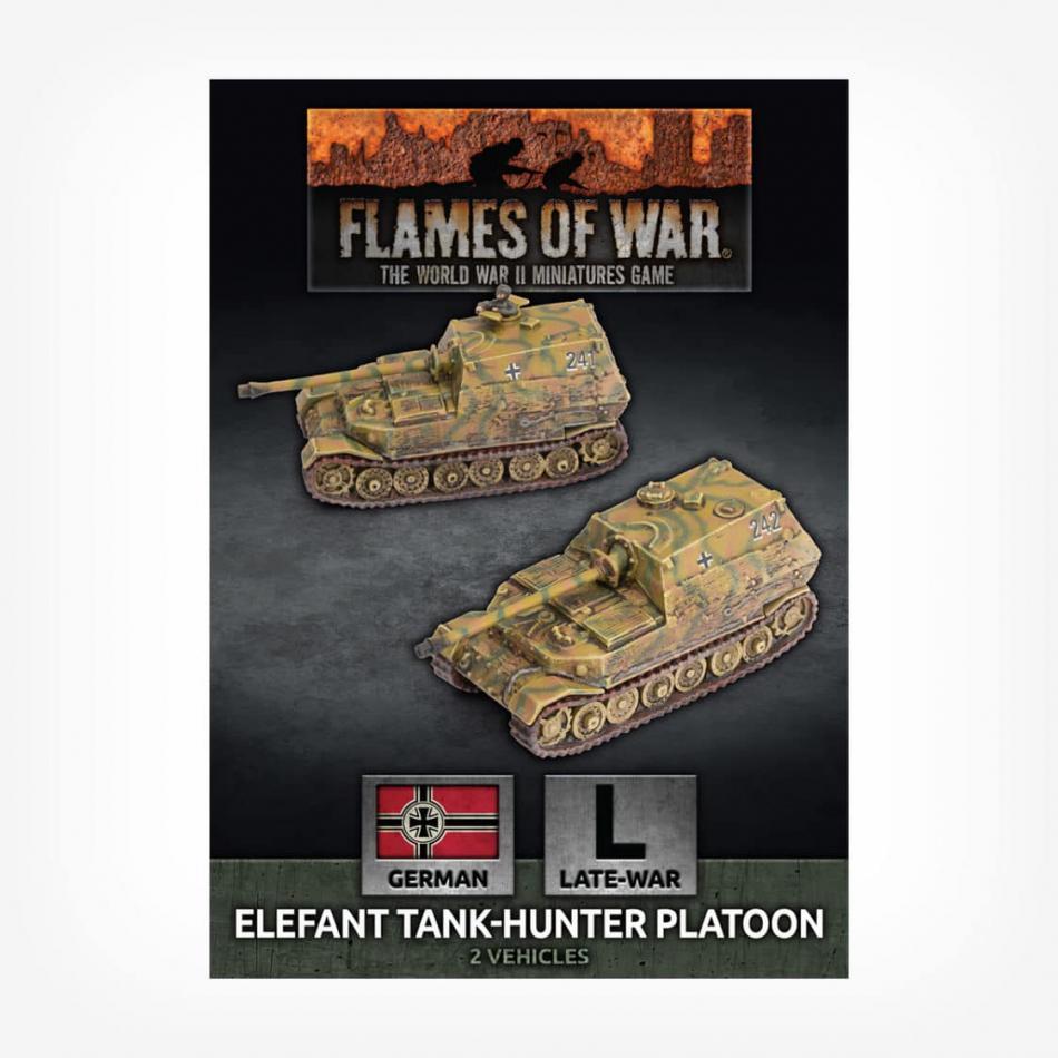 Elefant Tank-Hunter Platoon (x2)