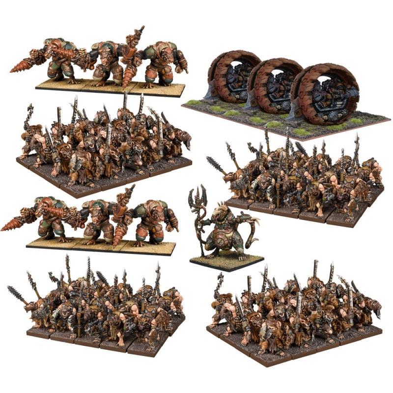 Ratkin Mega Army