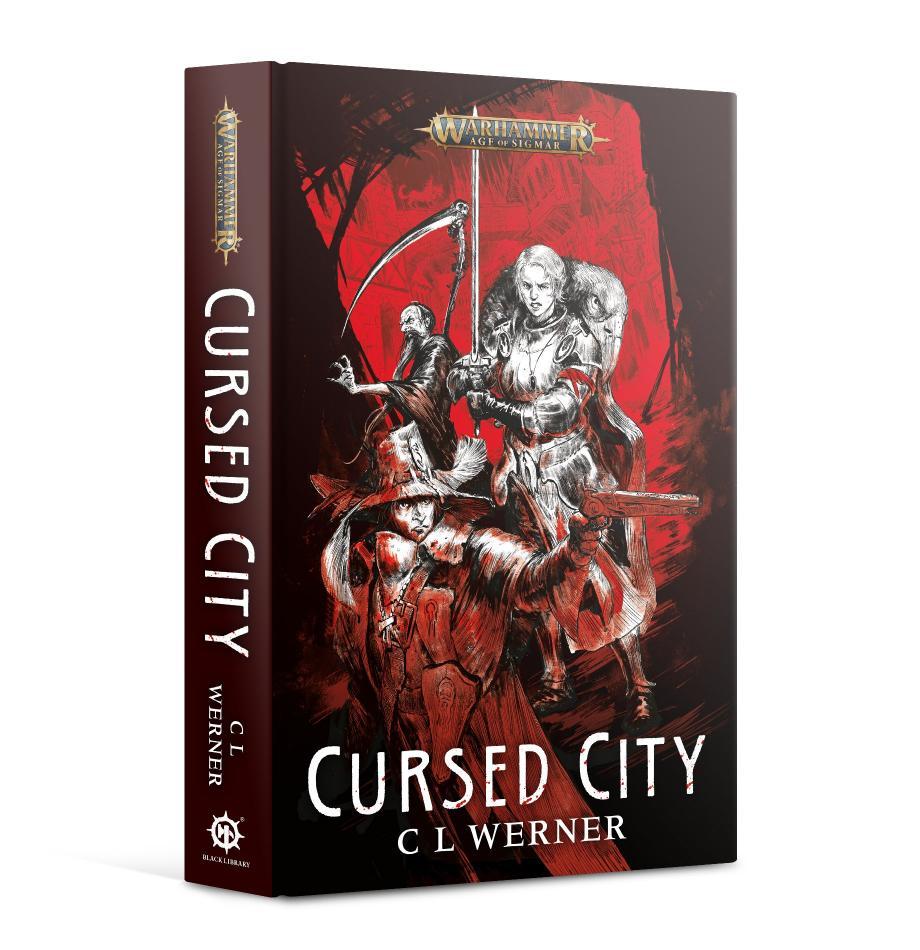 Cursed City (Hardback Novel)
