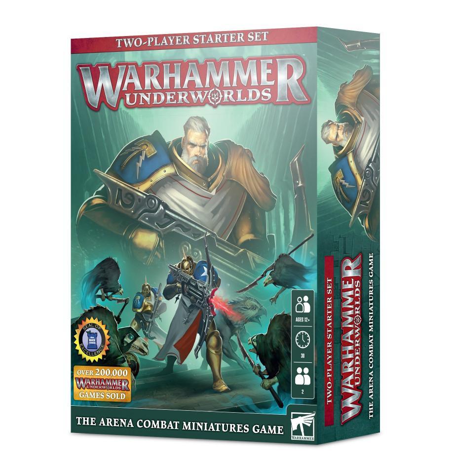 Warhammer Underworlds Starter Set (English)