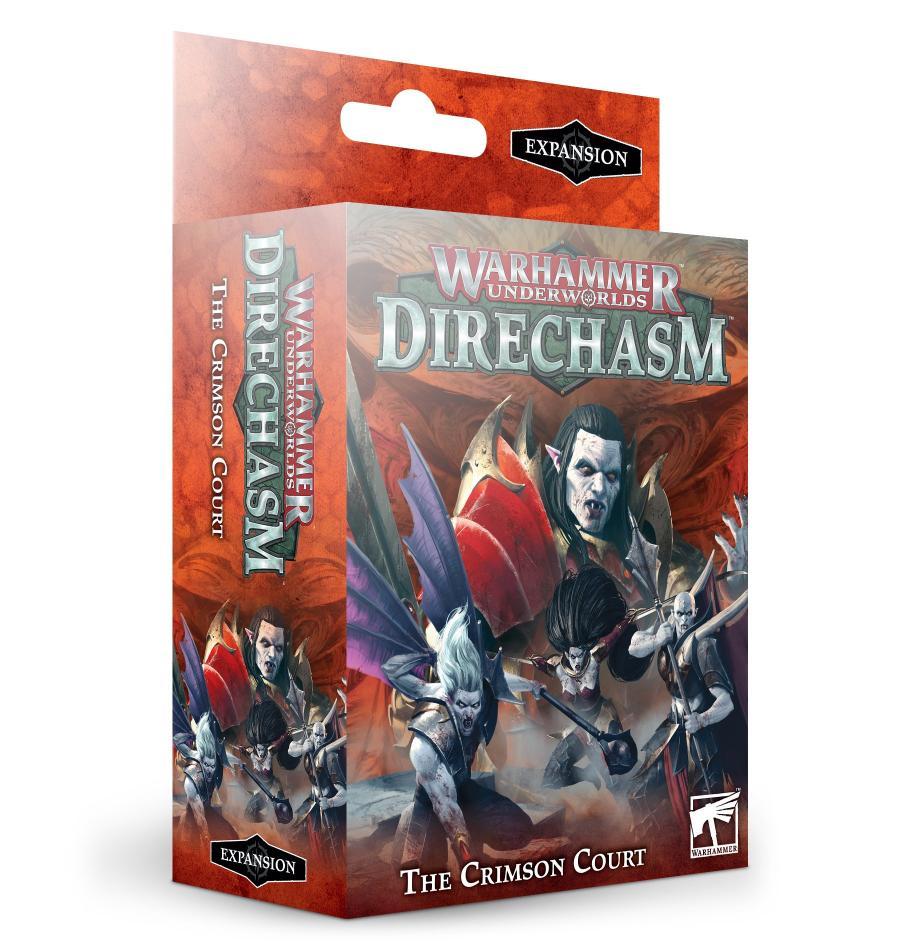 Warhammer Underworlds: The Crimson Court (English)