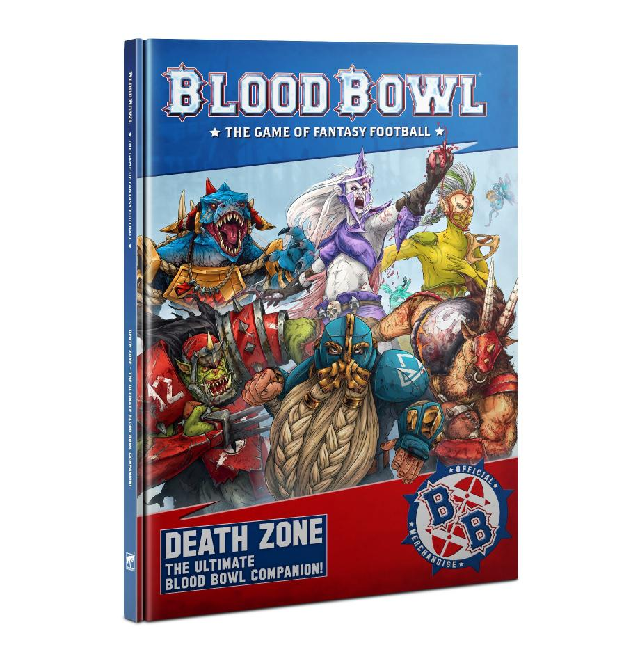 Blood Bowl: Death Zone (English)