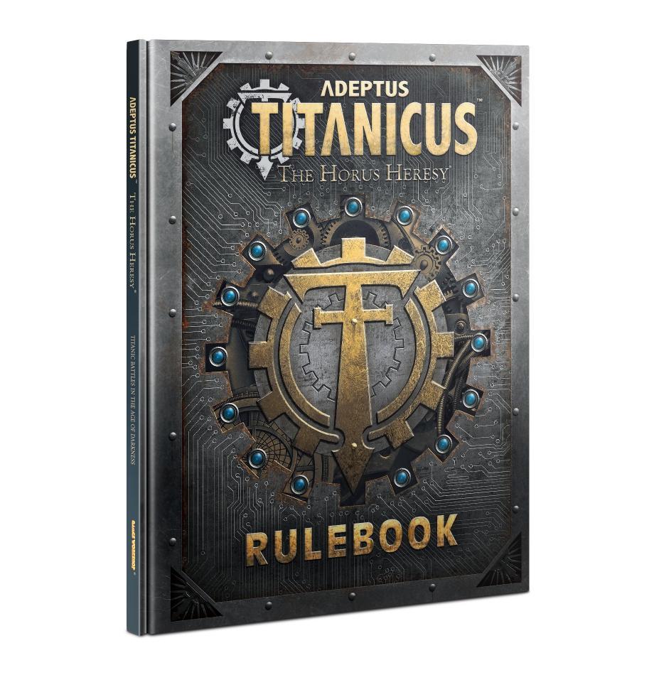 Adeptus Titanicus Rulebook (English)
