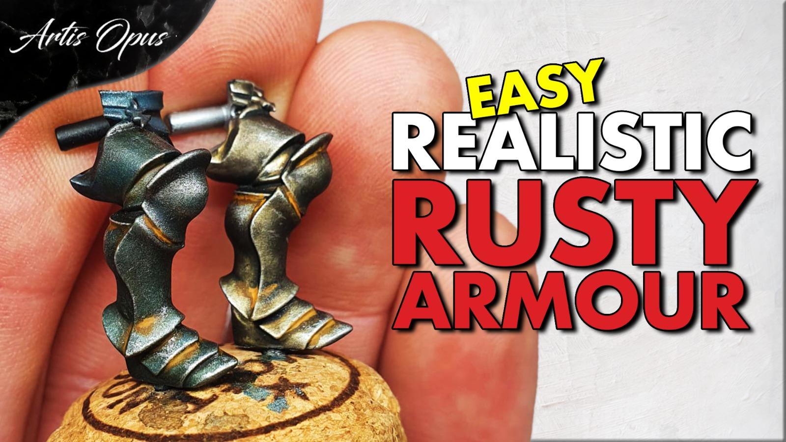Artis Opus Rusty Armour Bundle
