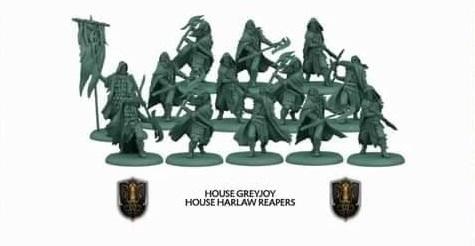 House Harlaw Reapers: A Song of Ice and Fire
