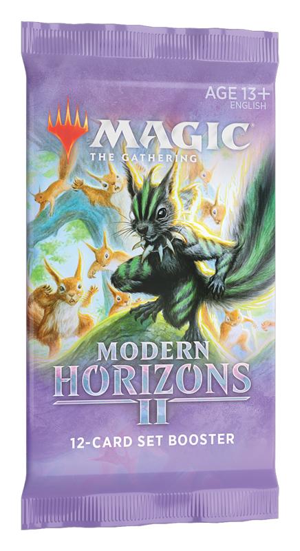 MTG: Modern Horizons 2 Set Single Booster