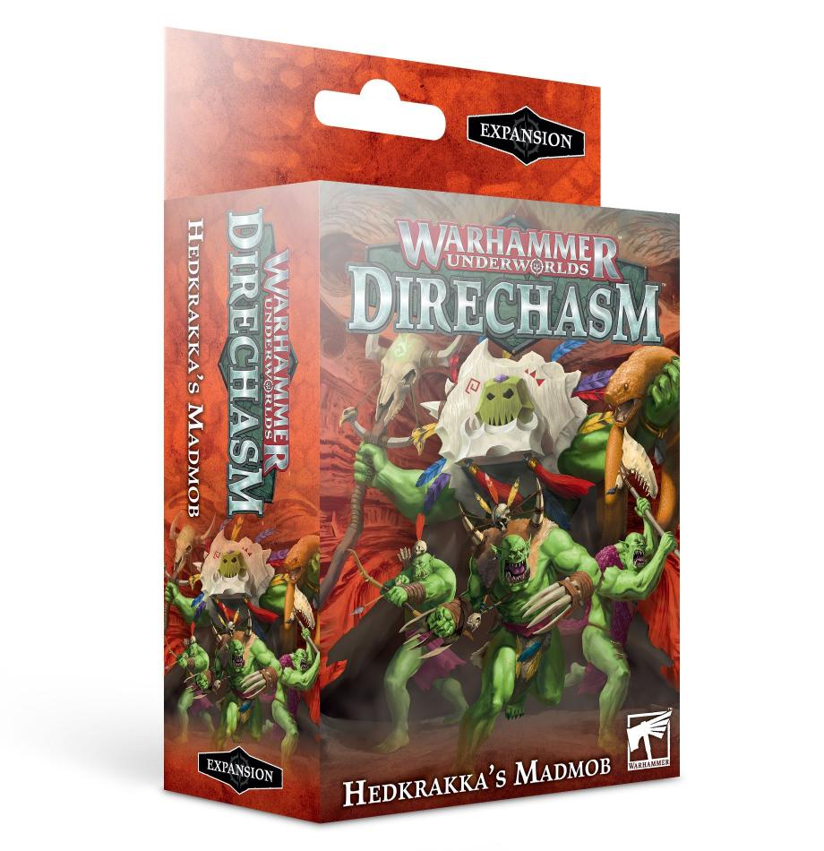 Warhammer Underworlds: Hedkrakka's Madmob (English)