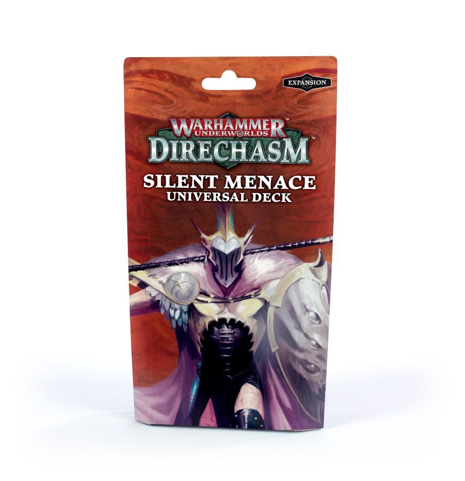 Warhammer Underworlds: Silent Menace Deck (English)