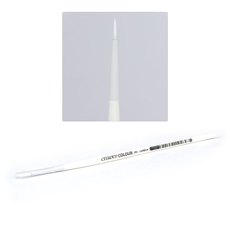 Synthetic Layer Brush (Medium)