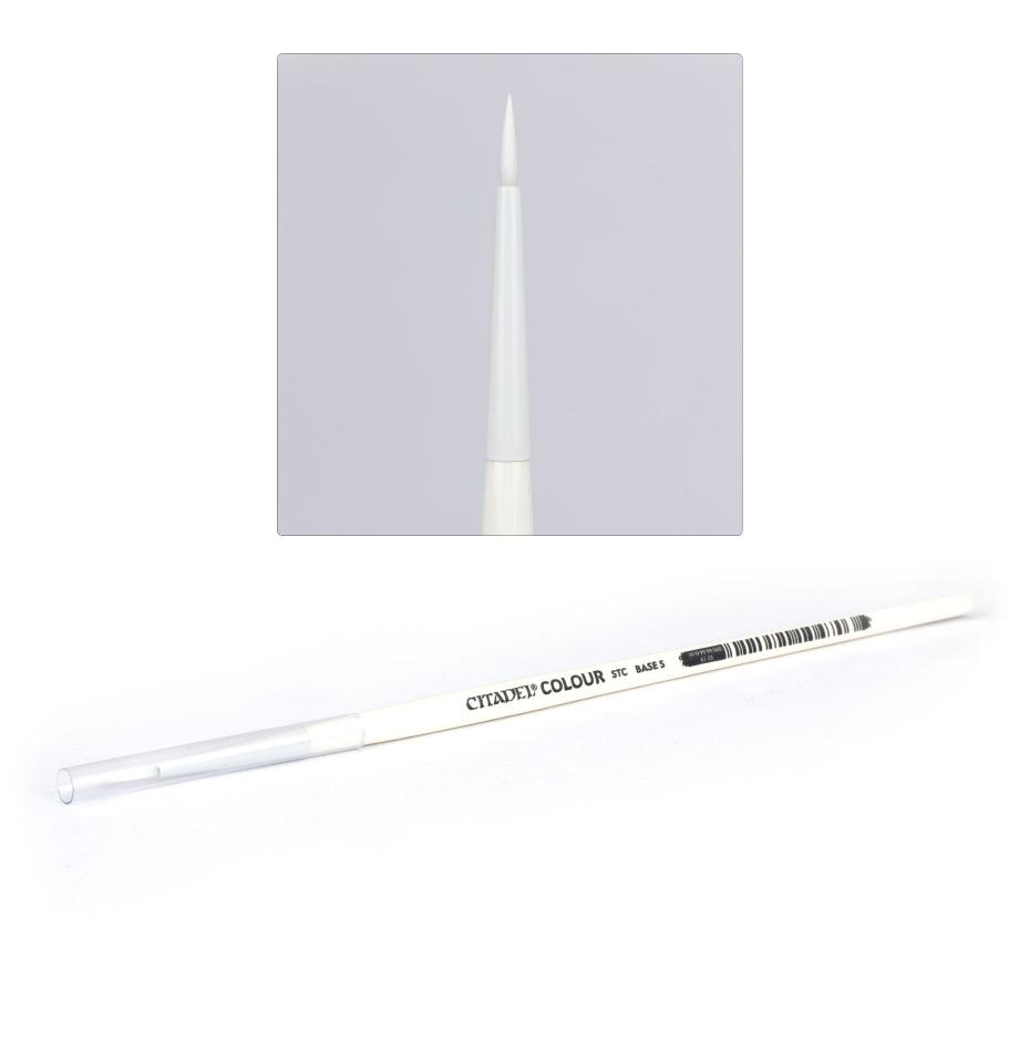 Synthetic Base Brush (Small)
