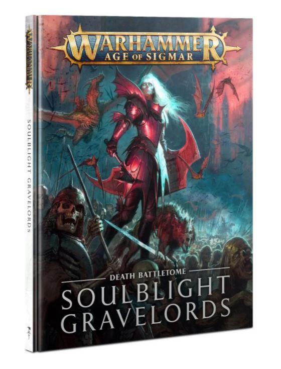 Battletome: Soulblight Gravelords (Hardback) (English)