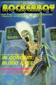 Cyberpunk 2020 RPG: Rockerboy