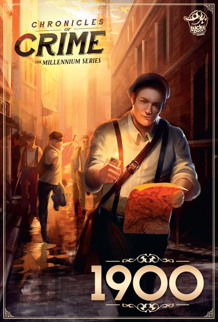 Chronicles of Crime: 1900 (standalone)