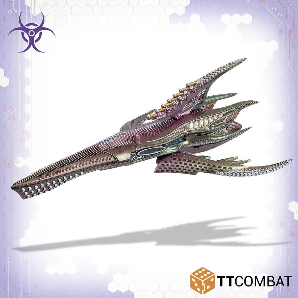 Scourge Shadow Battlecruiser