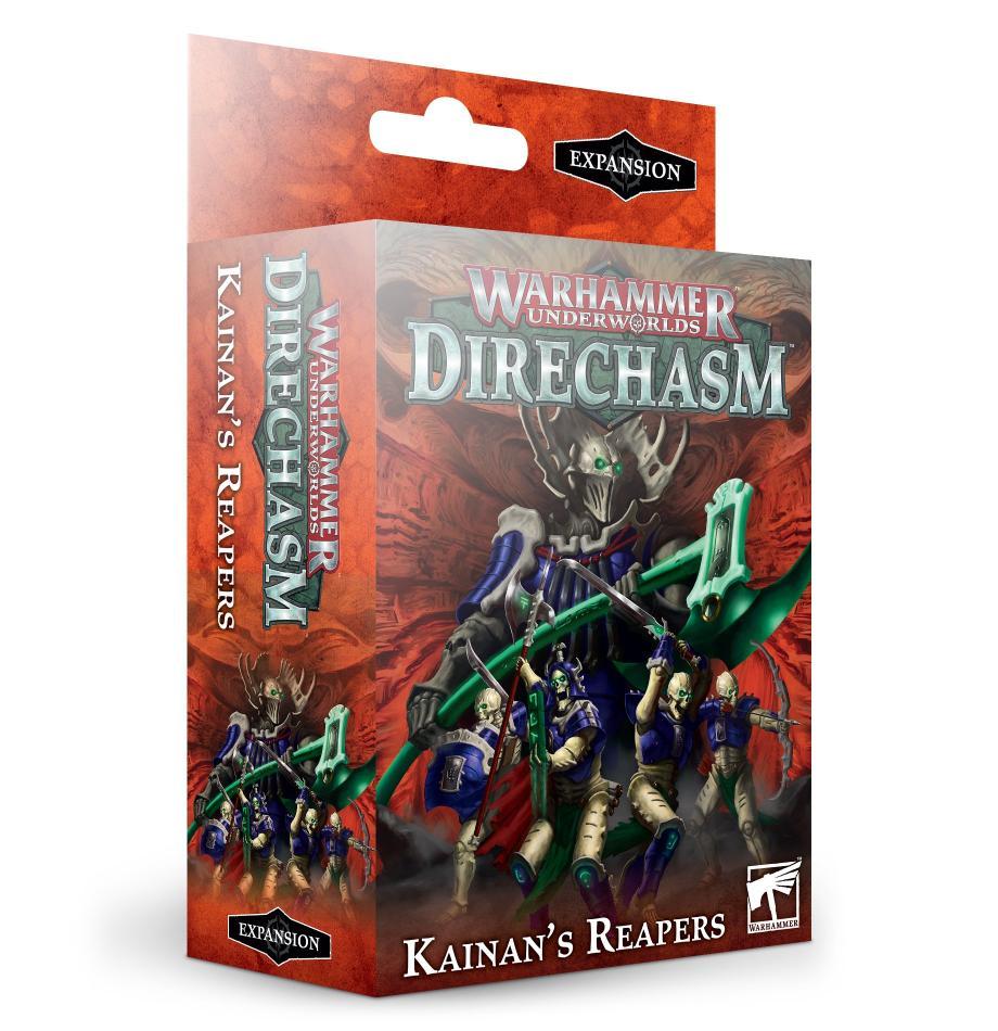 Warhammer Underworlds: Kainan's Reapers (English)
