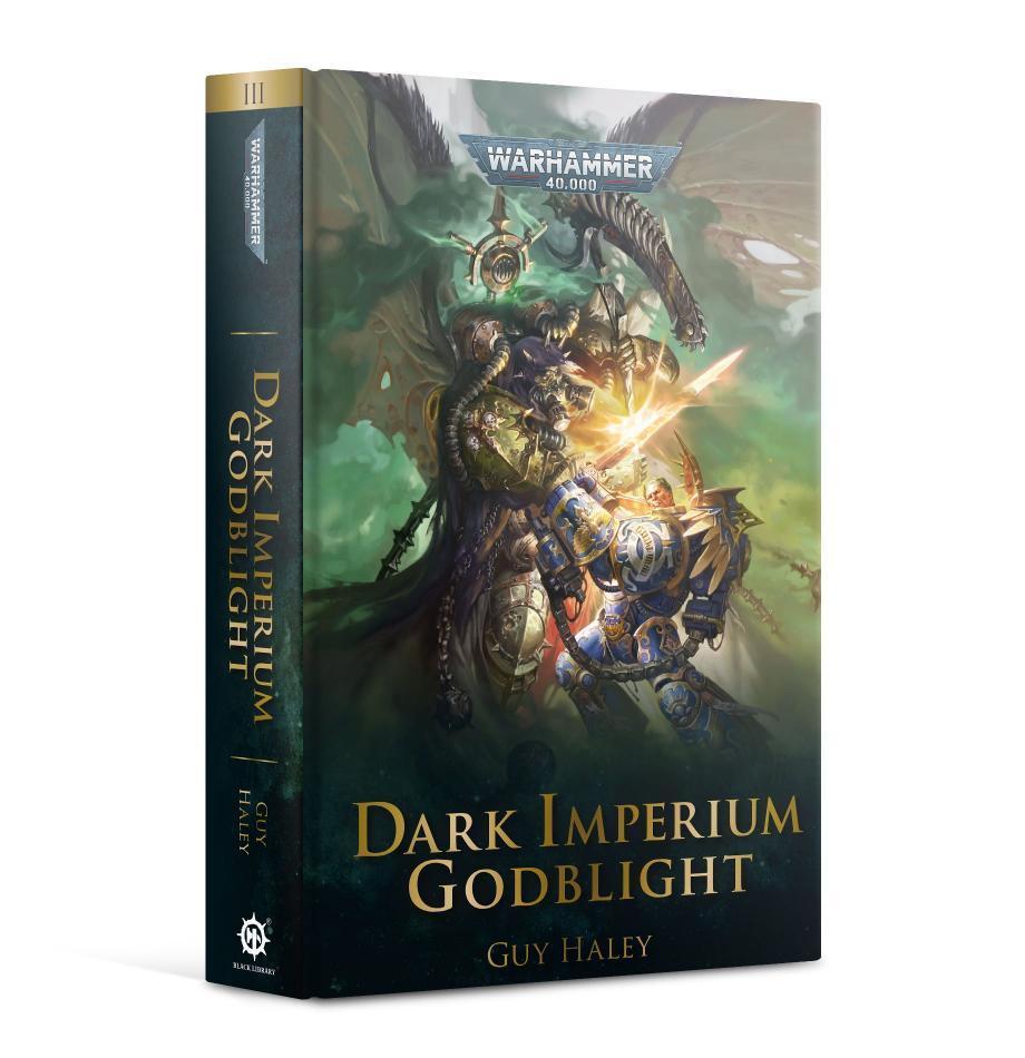 Dark Imperium: Godblight (Hardback)