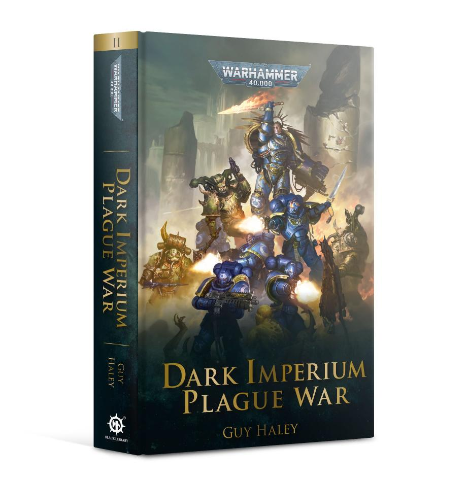 Dark Imperium: Plague War (Redux) (Hardback)